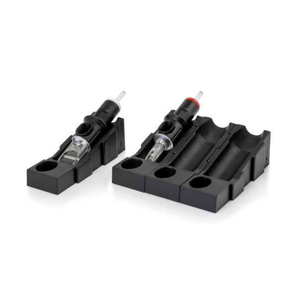 Elephant - Cartridge Holder - Schwarz - 48 Stck.