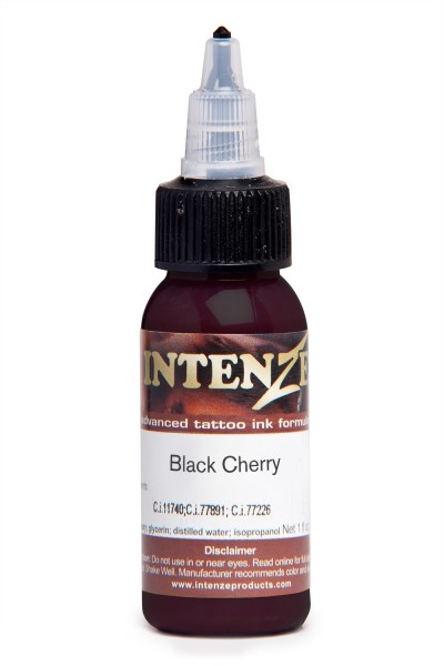 Intenze Ink Mike Demasi's Black Cherry