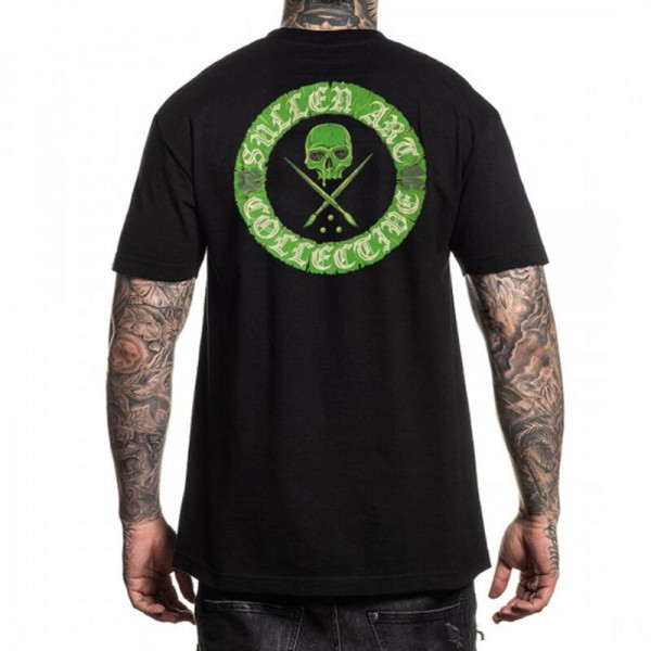 Sullen Clothing - Paddy Badge - Tee