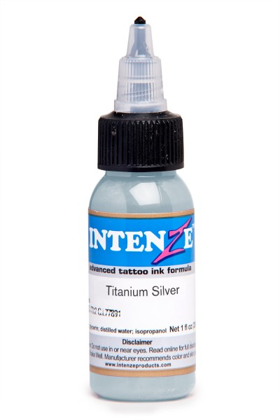 Intenze Ink Titanium