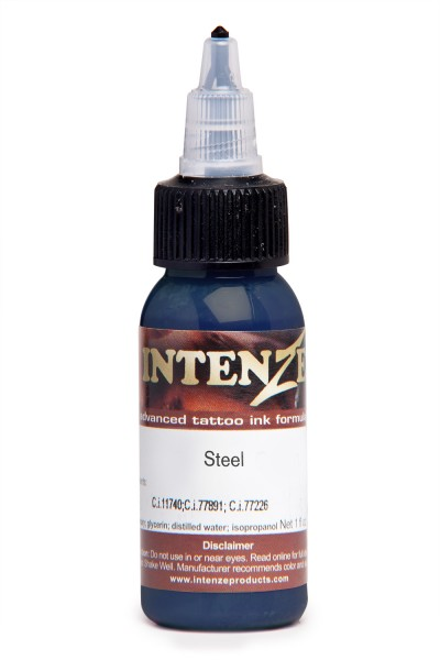 Intenze Ink Mike Demasi's Steel