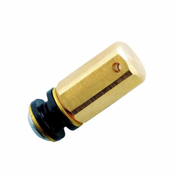Rear Binding Hexagon Brass