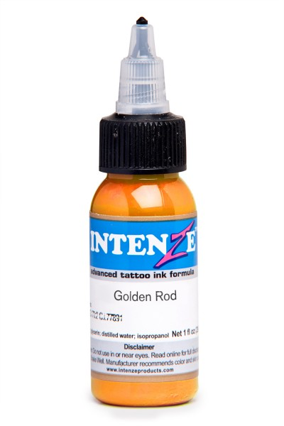 Intenze Ink Golden Rod