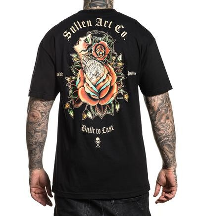 Sullen Clothing - Traditions Tee Black