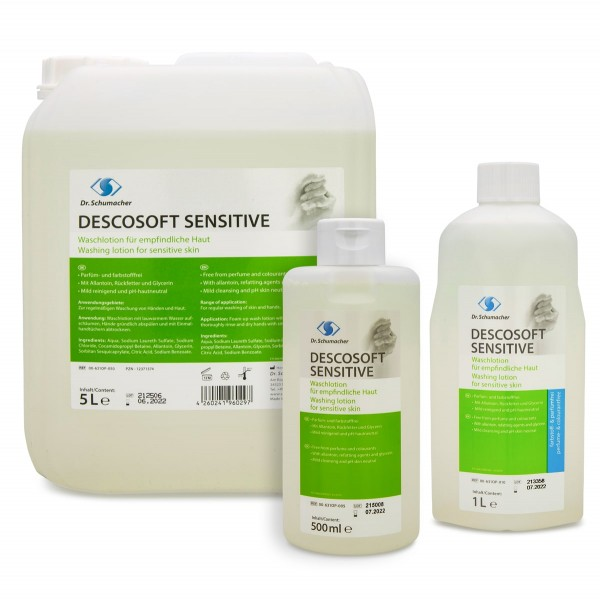 Dr. Schumacher - Descosoft Sensitive