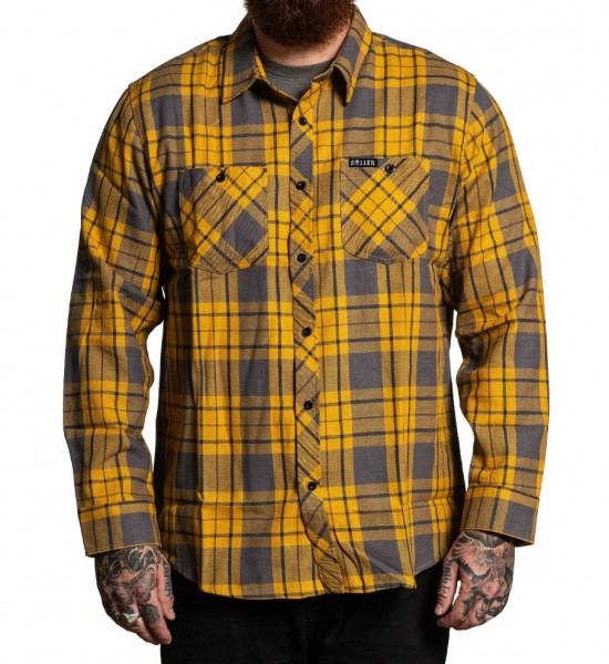 Sullen Clothing - Dirty Melon Flannel