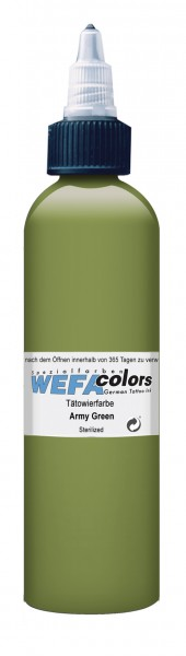 WEFA Colors Army Green