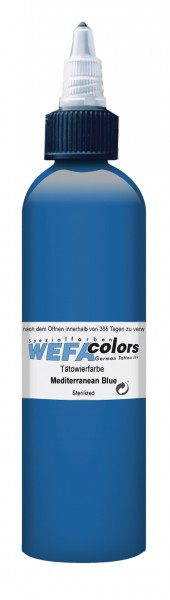 WEFA Colors Mediteranean Blue