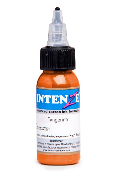 Intenze Ink Tangerine