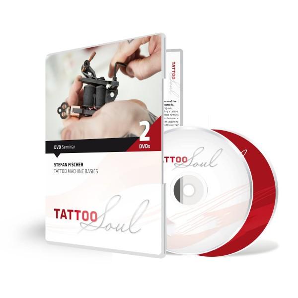 TattooSoul - Stefan Fischer - Doppel DVD