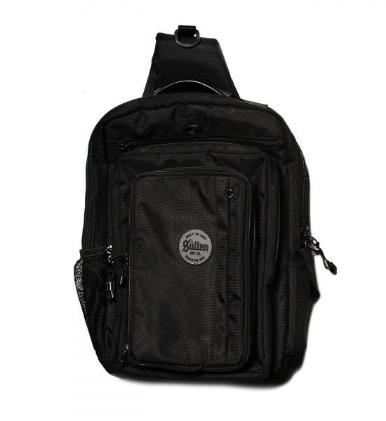 Sullen Clothing - Blaq Paq Commuter Sling Bag