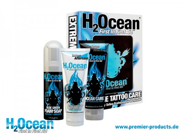 H2Ocean - Extreme Tattoo Care-System