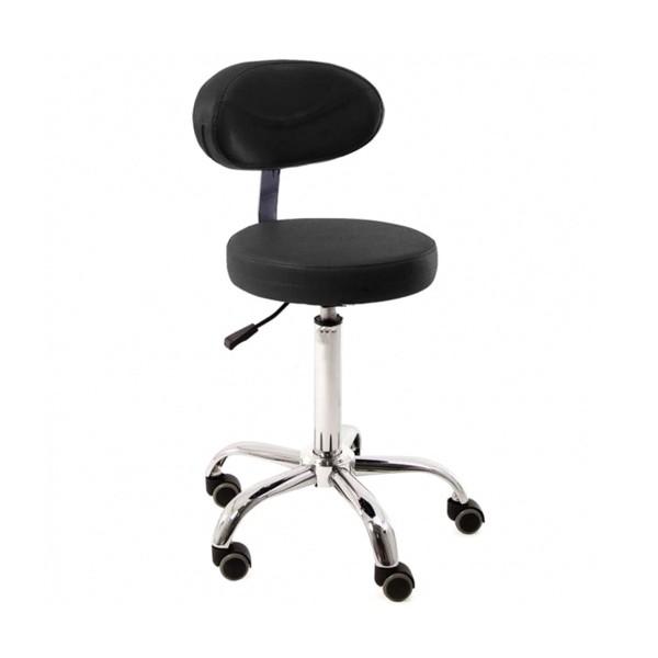 Tattoomöbel - Dreh-Stuhl mit Rückenlehne - Twist