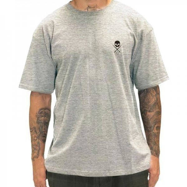Sullen Clothing - STANDARD ISSUE HGR/BLK TEE