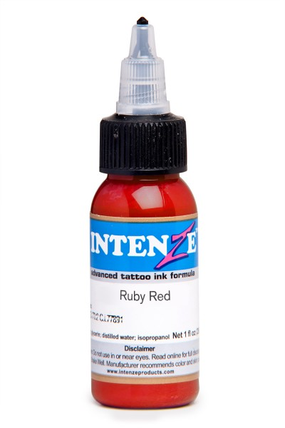 Intenze Ink Ruby Red