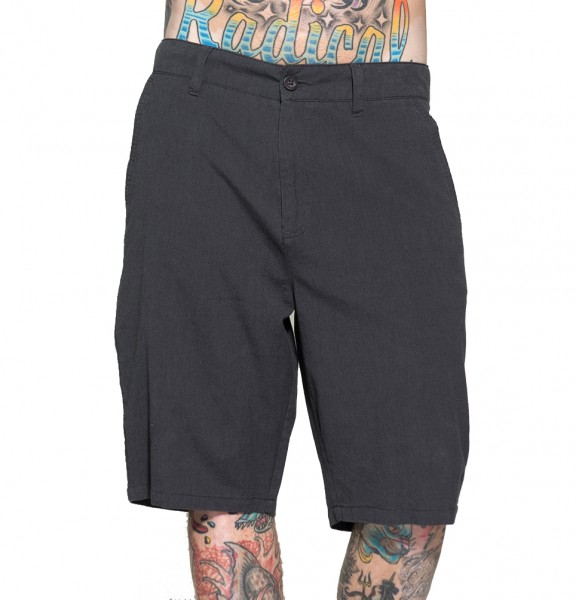 Sullen Clothing - POSTED SHORTS COOL GRY