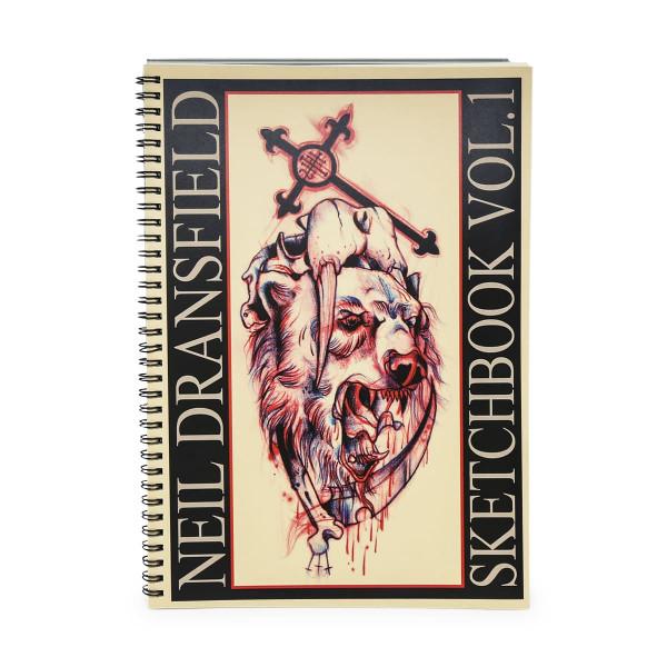 Neil Dransfield - Sketchbook Vol. 1