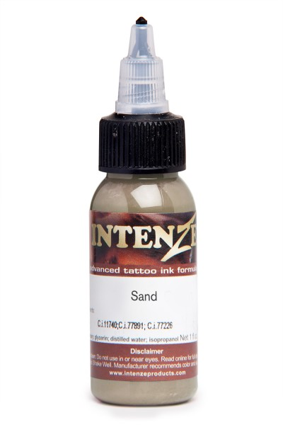 Intenze Ink Mike Demasi's Sand
