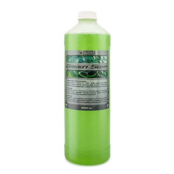Grüne Seife