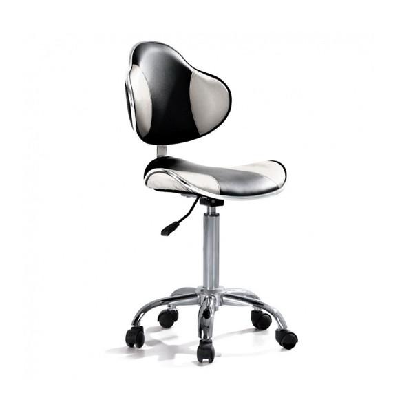 Tattoomöbel - Dreh-Stuhl mit Rückenlehne - Element