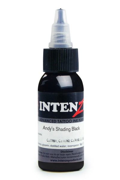 Intenze Ink Andy's Shading Black