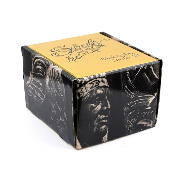 Dmitriy Samohin - Kwadron Cartridge Set für Black & Grey Arbeiten