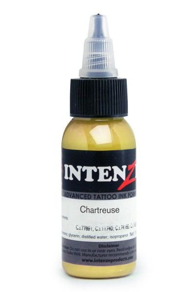 Intenze Ink Chartreuse