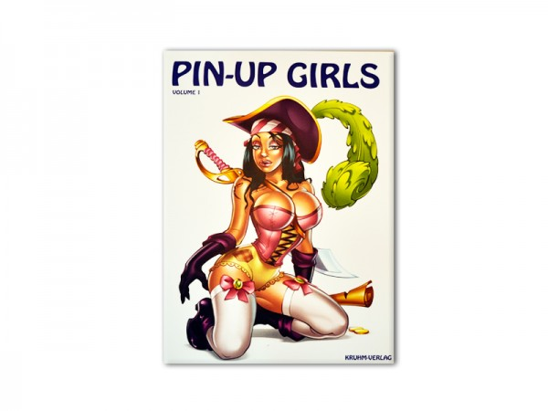 Pin-Up Girls - Der brandneue Baukasten für extrem coole Pin-Up Tattoos