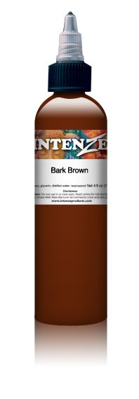 Intenze Ink Boris Colors Bark Brown