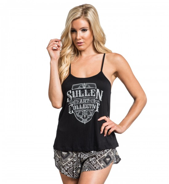 Sullen Clothing - SA Crested Tank