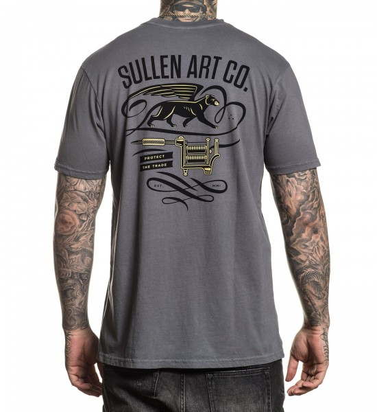 Sullen Clothing - Panther Wing Tee
