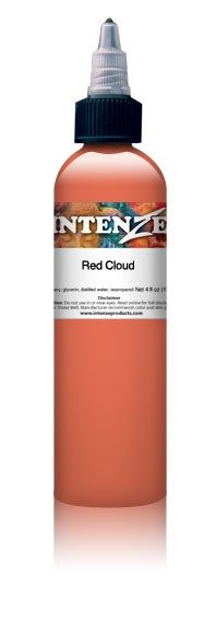 Intenze Ink Boris Colors Red Cloud
