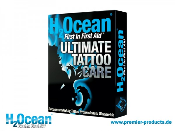 H2Ocean - Ultimate Tattoo Care-System