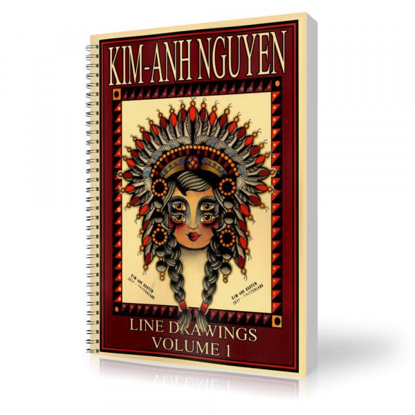 Kim Anh Nguyen - Line Drawings Vol.1