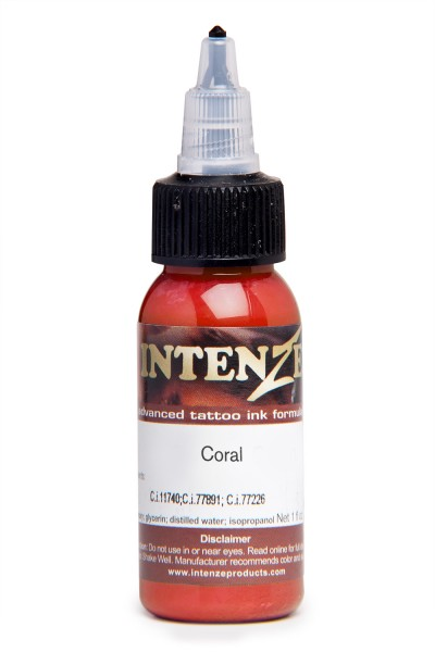 Intenze Ink Mike Demasi's Coral