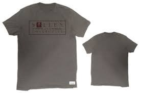 Sullen Clothing - HIGH CLASS TEE GRY FA15