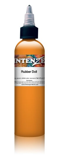 Intenze Ink Boris Colors Rubber Doll