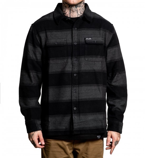 Sullen Clothing - Paloma Flannel Jacket