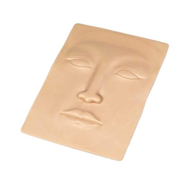 Übungshaut für Permanent Make-Up - Gesicht 3D