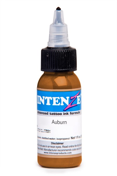 Intenze Ink Auburn
