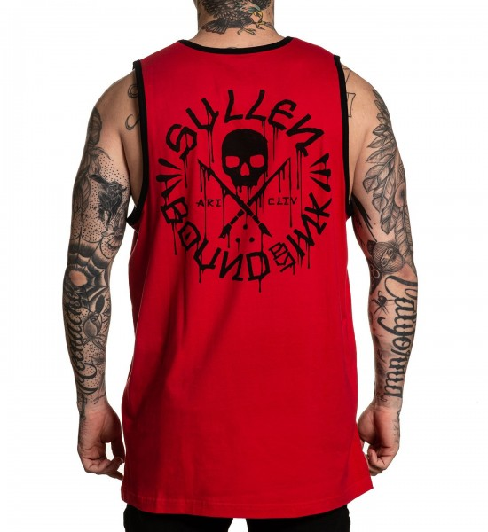 Sullen Clothing - Bound by Ink Tank Top