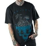 Sullen Clothing - Trouble in Paradise Tee Blk