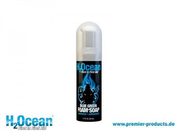 H2Ocean - Blue Green Foam Soap