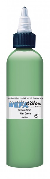 WEFA Colors Mint Green