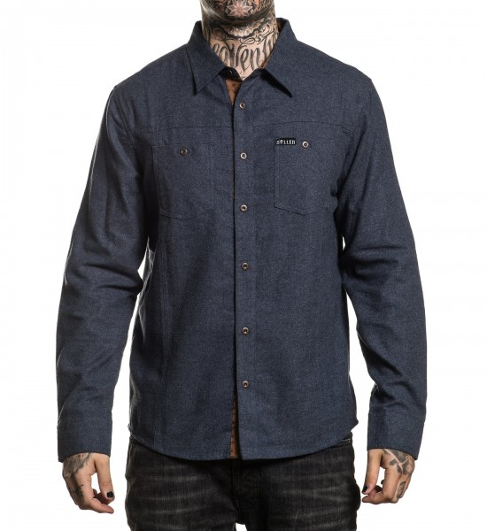 Sullen Clothing - Copic Flannel