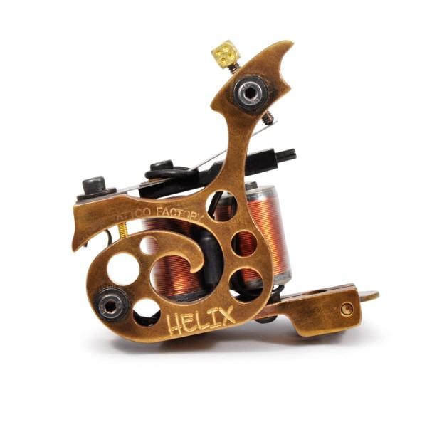 Poker Machines Helix Brass