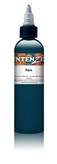 Intenze Ink Boris Colors Aqua