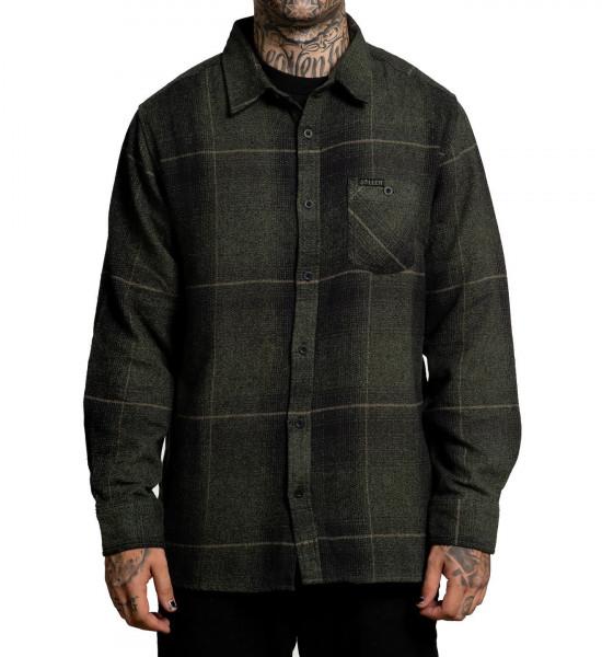 Sullen Clothing - Humboldt Flannel