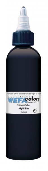 WEFA Colors Night Blue