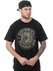 Sullen Clothing - DEAL WITH IT BLK